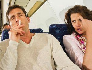 Larangan Merokok Di Dalam Pesawat1