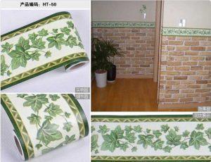 Wallpaper Borders Bagus Untuk Menghiasi Dinding Dapur Anda