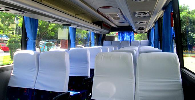 Keuntungan Menyewa Bus Pariwisata Untuk Rombongan