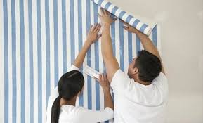 Pertimbangan Sebelum Memasang Wallpaper Dinding Untuk Ruangan