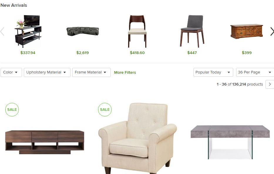 Tips Membeli Furniture Secara Online