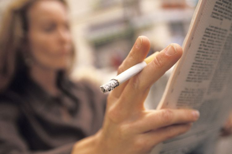 Akibat Dari Merokok
