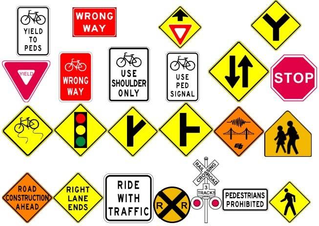 Informasi Ukuran Rambu dan Signage Peringatan yang Banyak Orang Tidak Tahu