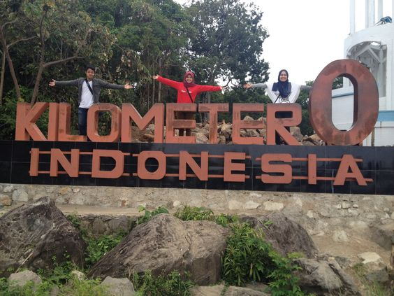 Wisata 0 Kilometer Indonesia