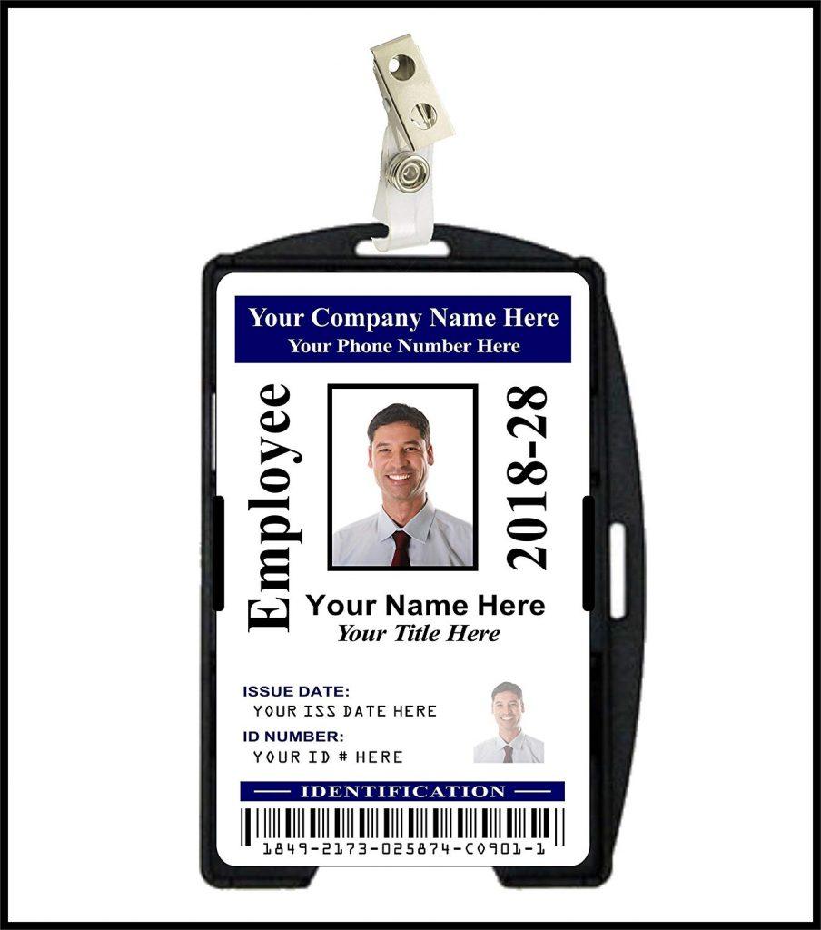 Desain ID Card