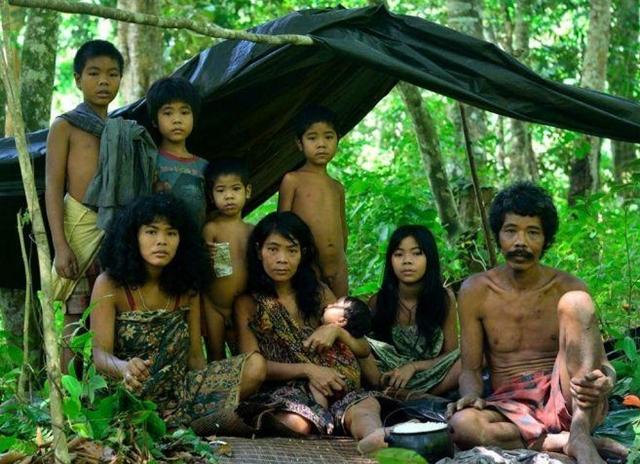 Suku Kubu yang Terkenal di Jambi