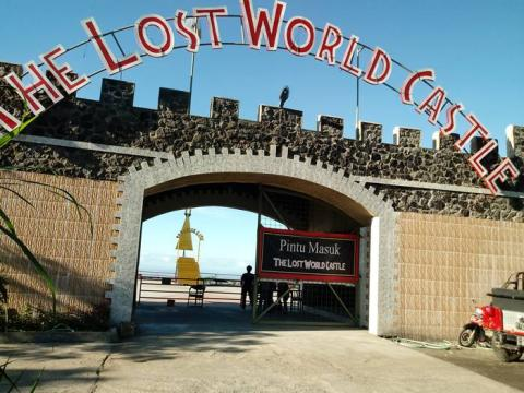 The Lost World Castle Magelang