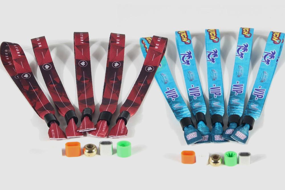 Tiket Gelang Wristband Printing Lebih Diminati