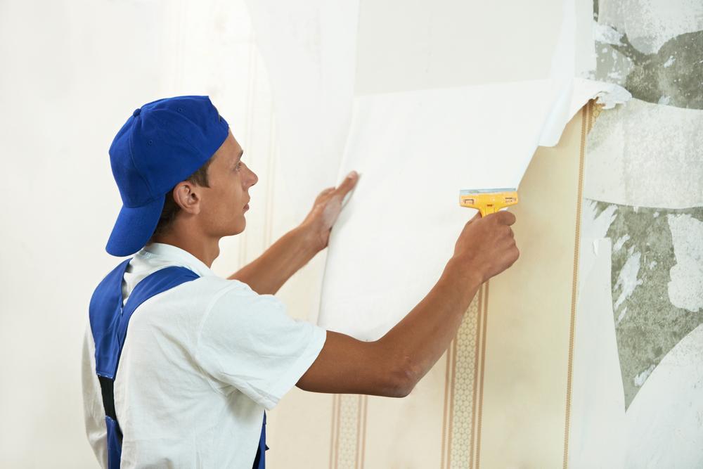 Ternyata Inilah Cara melepas Wallpaper Yang Benar!