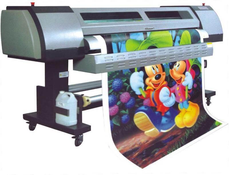 Jenis Produk Teknologi Digital Printing