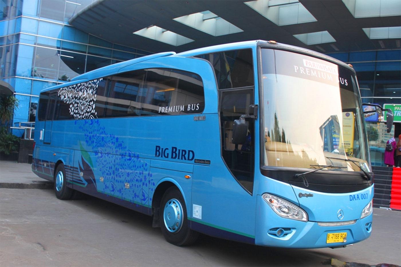 Bus Pariwisata Bogor