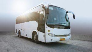Denah Kursi Bus Pariwisata