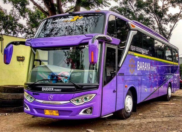 Harga Sewa Bus Pariwisata Dari Jakarta ke Surabaya